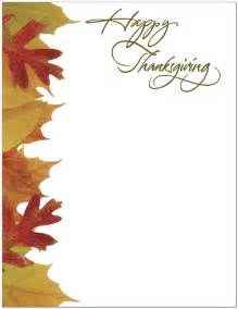 thanksgiving letterhead business thanksgiving cards