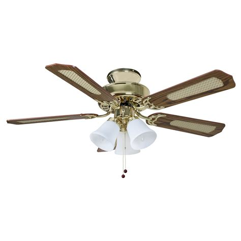42 inch ceiling fans with lights fans belaire ceiling fan 42 inch polished brass with