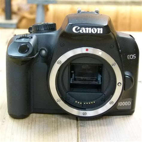 Bekas Kamera Dslr Canon 1000d used canon eos 1000d dslr harrison cameras