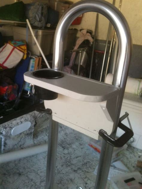 skiff grab bar console 101 best images about microskiff s gheenoe on pinterest