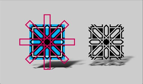geometric pattern in corel draw how to make arabesque vector on corel draw apparel and