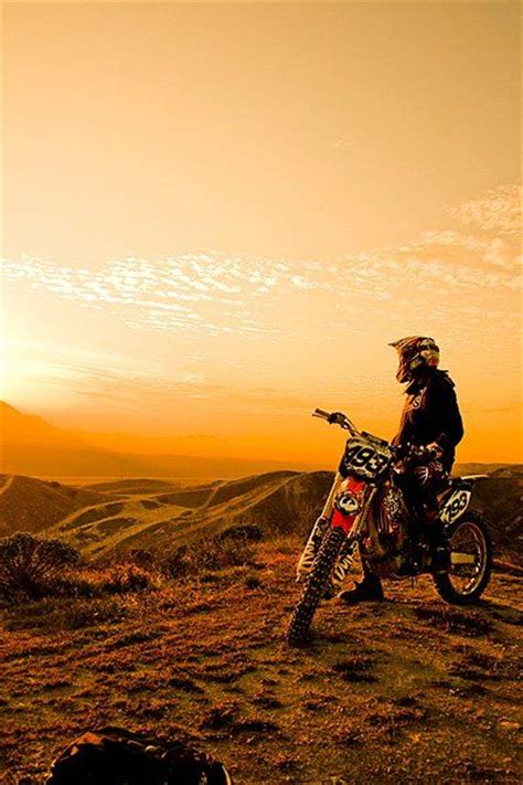 dirt bike sunset dual sport enduro adventure riding