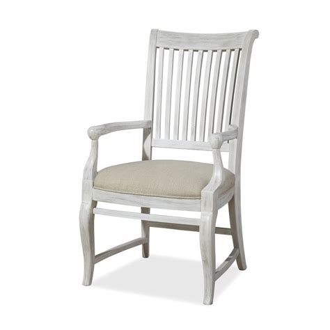 Paula Deen Dining Chairs by Paula Deen Home Dogwood Dining Arm Chair In Blossom