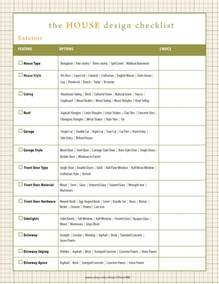 Seo Checklist Template by Related Keywords Suggestions For Home Building Checklist