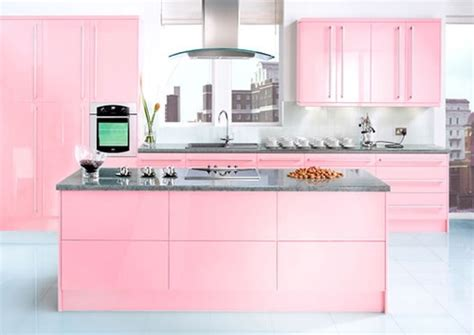 Kitchen Baby 6 Pink Kitchens Out Of S House