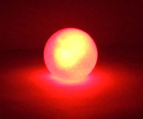 Gc Blue Light light up strobe led electronic golf balls choose