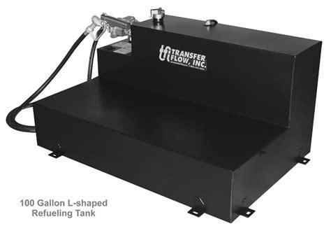 L Gallon by Transfer Flow 100 Gallon L Tank Transfer Tanks Parts