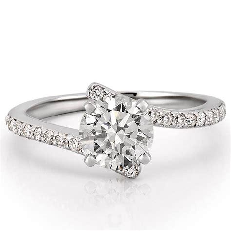 s unique pave engagement ring patronus