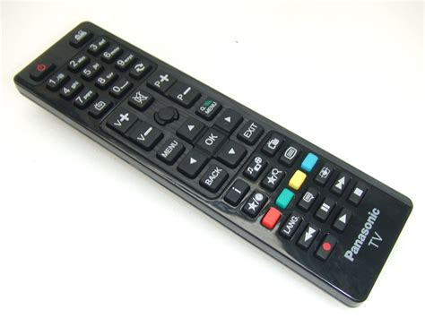 Remote Tv Panasonic genuine remote tv panasonic rc48127 for tx 32c300b tx 24c300 tx 40c300b ebay