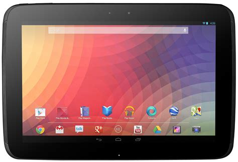 Tablet Nexus 10 S Nexus 4 7 10 Strategy Openness At All Costs Extremetech