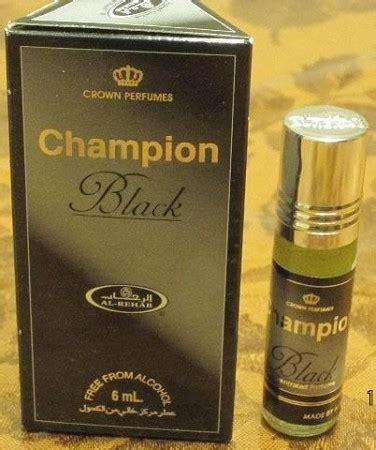 Parfum Alrehab 6 Ml Chion Black chion black 6ml 2oz roll on perfume by alrehab box of 6