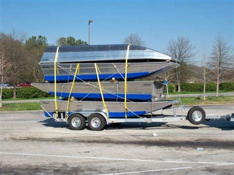 airboat used alumitech airboat for sale