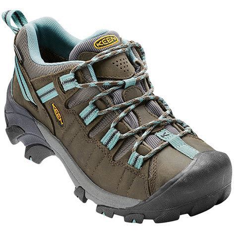 waterproof hiking sandals keen s targhee ii waterproof hiking shoes black
