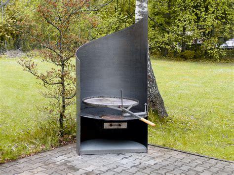 Feuerstelle Grill Garten by Flammo Design Grillstelle F 252 R Den Garten Bbq Back Und