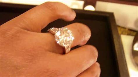 7 carat rings wedding promise