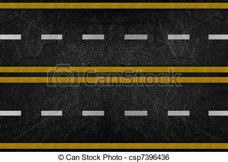 pattern of yellow lines on the roadway pattern on road texture with yellow stripe stock