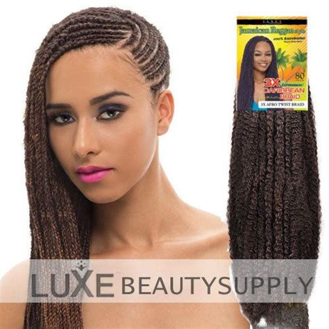 janet collection caribbean hair janet collection 3x caribbean braid 3x afro twist braid
