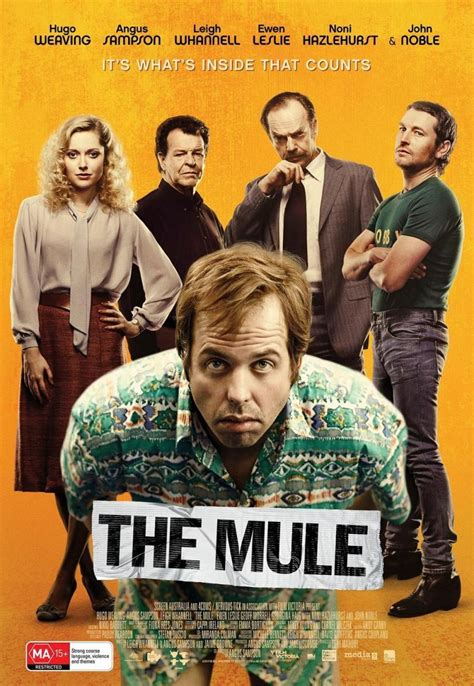 leigh whannell filmaffinity the mule 2014 filmaffinity