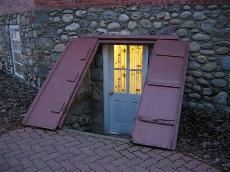 basement entry doors