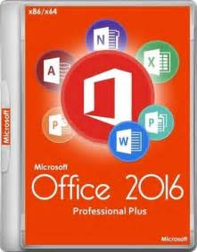 Office Professional Plus 2016 Microsoft Office Professional Plus 2016 V16 0 4312 1000