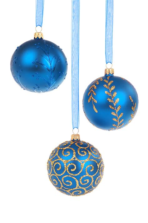 baubles and blue baubles free stock photo domain