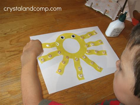 Construction Paper Crafts For 4 Year Olds - alphabet activities for preschoolers o is for octopus