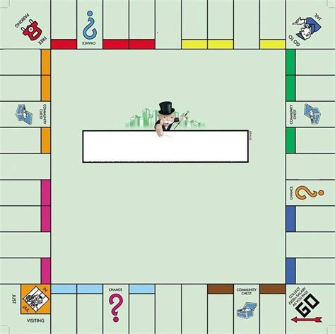 1000 ideas about monopoly board on pinterest monopoly