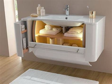 Creative Solutions To Maximize The Bathroom Storage Creative Storage Solutions For Small Bathrooms