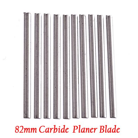 Yamamaster Planer Blade Tct 2 10pcs tct carbide reversible planer blade 82mm fit for