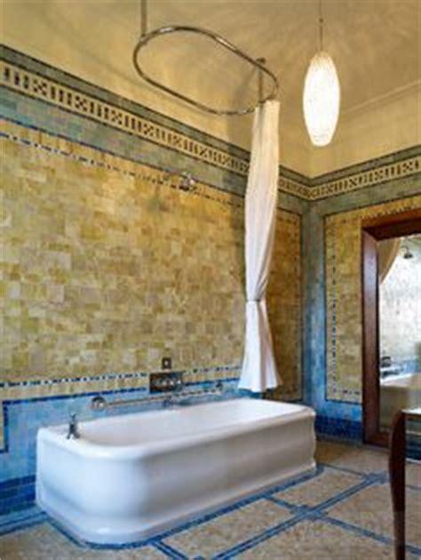 subway fliesen badezimmerfarben 1930s bathroom los angeles apartment by william kesling