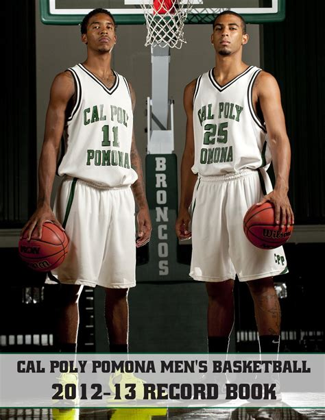 basketball 2012 record 2012 13 cal poly pomona s basketball record book by