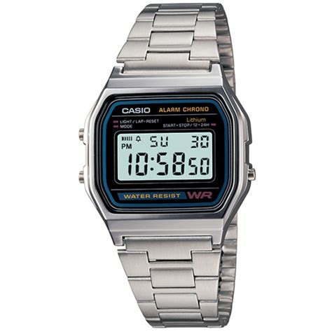 casio original unisex classic retro digital in