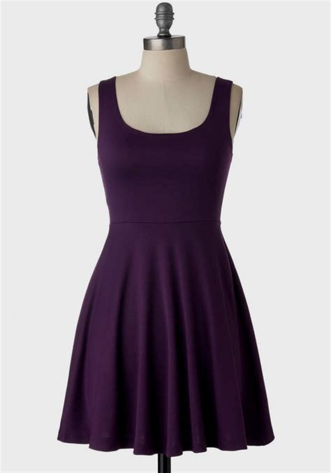 casual purple dress clothes review fashion gossip