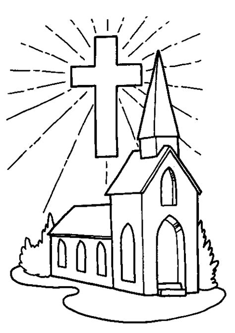 coloring page of family going to church the pizza project a slightly aimless rant about kids in
