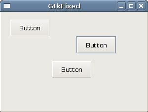 gtk layout manager gtk layout management 转载http zetcode com tutorials