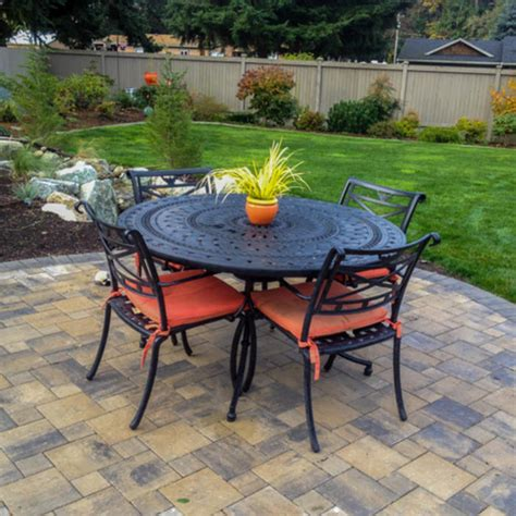 patio paver cost 2018 brick paver costs price to install brick pavers