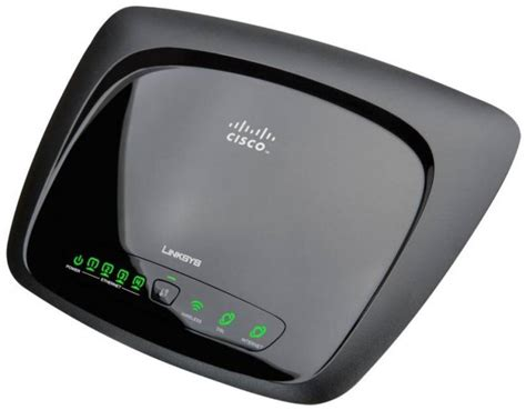 Modem Cisco cisco linksys wag120n wireless n home adsl2 modem router
