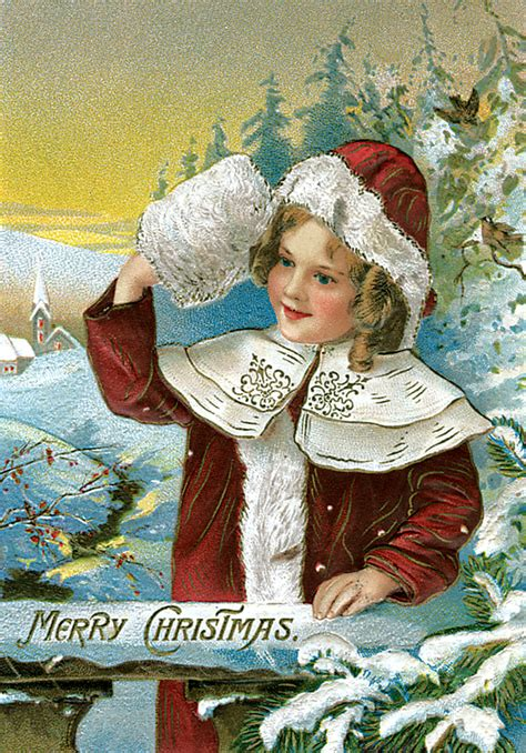 vintage christmas pictures regi karacsonyi kepek megaport media