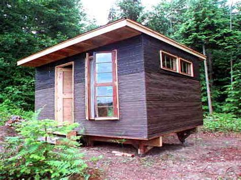 How To Build A Simple Cabin by Small Build Yourself Cabin Plan Easy To Build Small Cabins Building A Small Cabin Mexzhouse