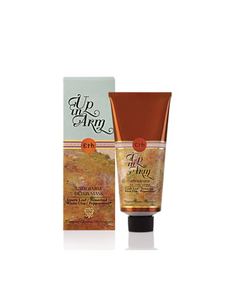 Pit Detox Mask by Up In Arm Underarm Detox Mask Erb Asia
