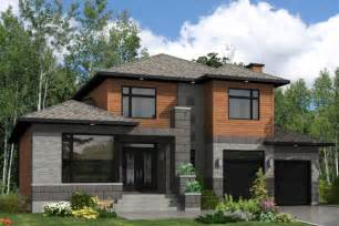 Contemporary Style House Plans by Modern Style House Plan 3 Beds 2 5 Baths 2410 Sq Ft Plan