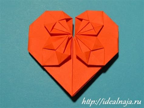 Valentines Day Origami - origami paper valentines day diy diy crafts