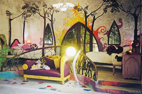 enchanted forest bedroom i love this room it s like an enchanted forest quot gt no