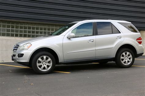 2006 Mercedes Ml350 by 2006 Used Mercedes M Class Ml350 4matic 4dr 3 5l At