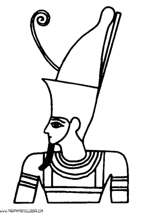 imagenes biblicas para colorear de moises dibujos de egipto 012