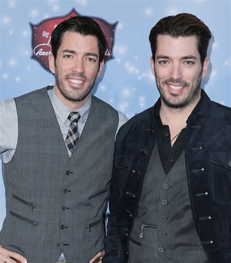 drew and jonathan jonathan scott picture 1 2013 american country awards arrivals