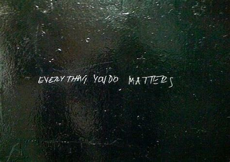 Every Thing Matters by Everything Matters