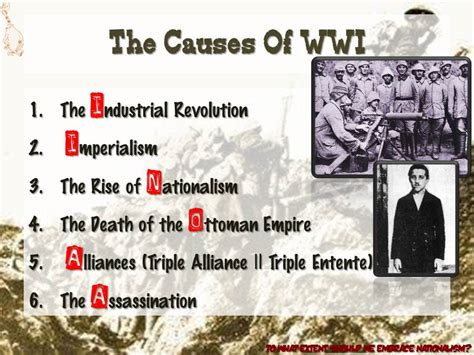 Was Nationalism The Cause Of Ww1 Essay by World World War And War On