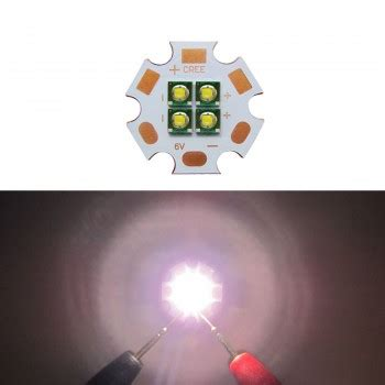 Emitter Led Cree Xpe Yellow cree xpl xp l high intensity led led emitter light warm white white on 20mm pcb board