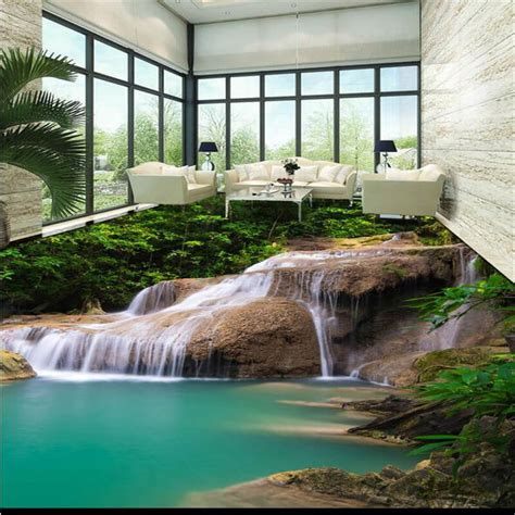 Stylish 3D Flooring Designs In Your Home